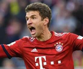 Müller, un doublé mais pas suffisant. Goal