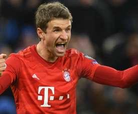 Muller prolonge jusqu'en 2023 au Bayern. GOAL