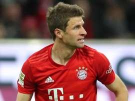 Muller en passe de rempiler au Bayern. GOAL