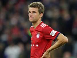 Muller was recalled for Bayern Munich's visit to Mainz. GOAL