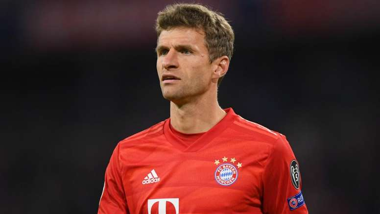 Muller will not accept playing second fiddle at Bayern. GOAL
