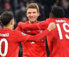 Bayern set Champions League record. GOAL