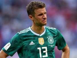 Müller decepciona!.Goal