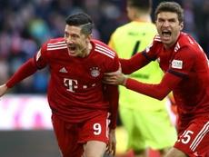 Le Bayern retrouve le sourire. Goal