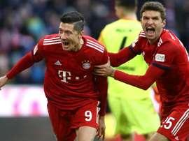 Lewandowski: Alemães do Bayen estão ansiosos por Sané. Goal