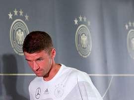 """Müller admite pressão, mas faz pedido: """"Não percam a confiança"""".Goal"""