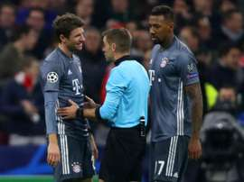 Suspension appeal denied and Muller will miss Liverpool clash. GOAL