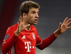 Muller: We'll see what happens. GOAL