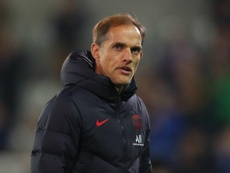 Tuchel welcomes PSG's Saint-Etienne home tie after comfortable win at Le Mans. AFP