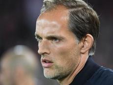 Vitória do Liverpool na Champions não teve lógica, afirma treinador do PSG