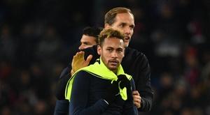 Tuchel s'est exprimé sur Neymar. Goal