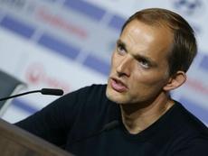 Thomas Tuchel a évoqué sa relation avec Kylian Mbappé en conférence de presse. Goal