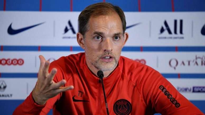 Le coach du PSG va pouvoir compter sur ses deux superstars. goal