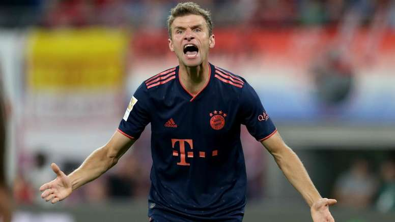 Kimmich understands Muller's Bayern frustrations amid doubts over future