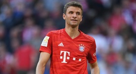 Bayern rule out Muller sale amid Man United links
