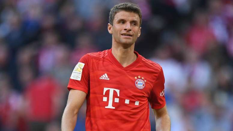 Muller to make decision on Bayern future at end of season. GOAL