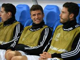 Low insists that Muller remains very important to Germany. GOAL