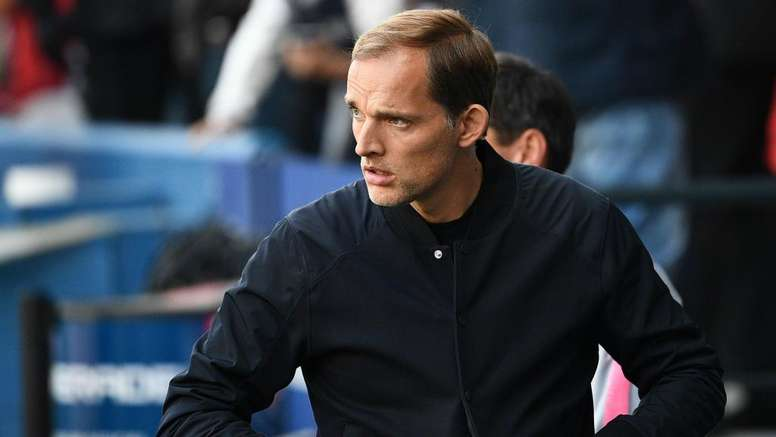 Tuchel: I'll sleep well once PSG sign a player. Goal