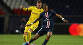 Kimpembe se souviendra de Dortmund. Goal
