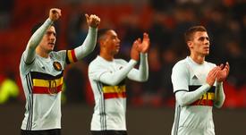 Thorgan Hazard acredita que seu irmão Eden Hazard pode se tornar melhor do mundo. Goal