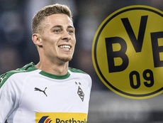 Thorgan Hazard rejoint Dortmund jusqu'en 2024. Goal