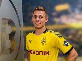 Throgan Hazard, a BVB player until 2024. GOAL
