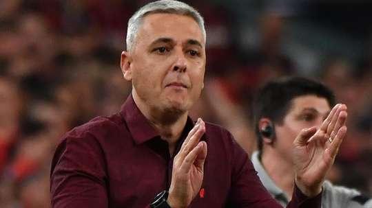 Tiago Nunes não garante permanência no Athletico após final da Copa do Brasil. Goal