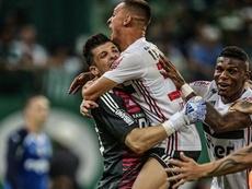 Prováveis escalações de São Paulo e Bahia. Goal
