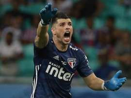 Volpi fica no São Paulo? Goal