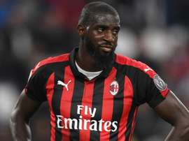 On-loan Chelsea midfielder Bakayoko was allegedly subject to racist chants from Lazio fans. GOAL