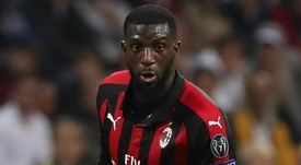 Tiemoue Bakayoko has his eyes set on a Champions League place. GOAL
