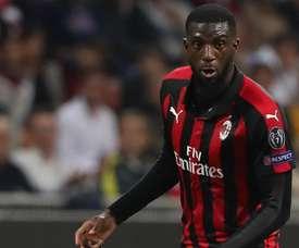 Bakayoko pourrait rester à Milan. Goal