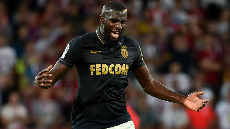 Tiemoue Bakayoko is wanted by United and Chelsea. Goal