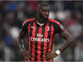 Tiemoue Bakayoko wants an extended stay in Milan. GOAL