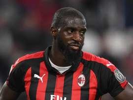 Tiemoué Bakayoko has had a mixed time at Milan. GOAL