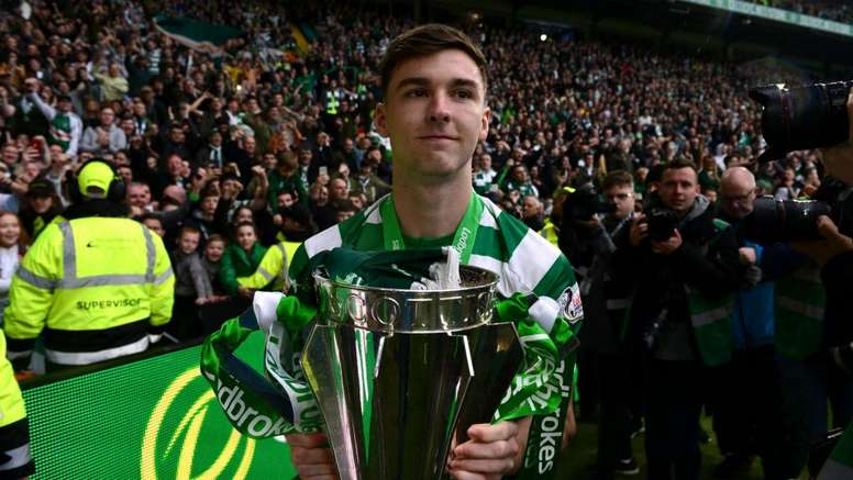 Tierney has been linked with a move to Arsenal. GOAL