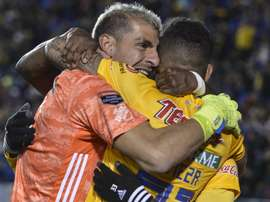 Goalkeeper Nahuel Guzman scores dramatic late goal for Tigres in CONCACAF Champions League win