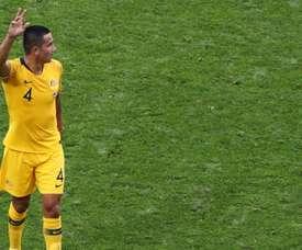 Após quarta Copa, Cahill anuncia aposentadoria da seleção australiana. Goal