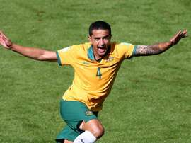 Tim Cahill is an Australian legend. GOAL
