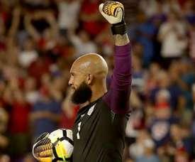 Howard has announced an end date for hit football career. GOAL