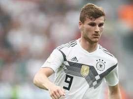 Werner ficou emocionado. Goal