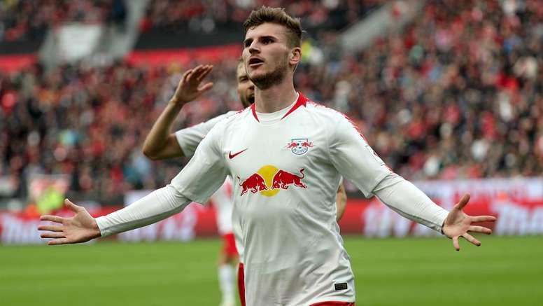 Sondaggio di Roma e Napoli per Werner. Goal