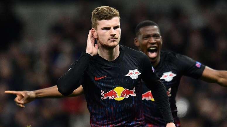 Werner sulla lista dell'Inter, ma Klopp spinge per portarlo al Liverpool