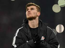 Werner could be on his way out of Leipzig. GOAL