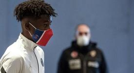 Pembélé prolonge au PSG jusqu'en 2024. Goal