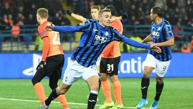 L'Atalanta vola agli ottavi. Goal