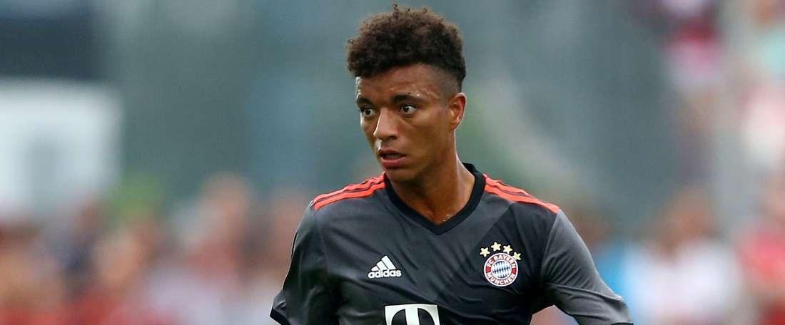 Timothy Tillman, milieu offensif de 18 ans du Bayern Munich. Goal