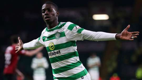 Weah is to end loan spell at Celtic to play in Under-20 World Cup. GOAL
