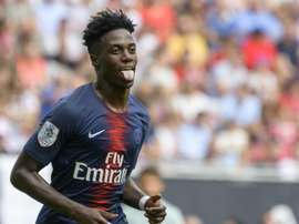 Weah pourrait atterrir à Lille. Goal