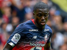 Timothy Weah tore his hamstring again on his return from injury. GOAL